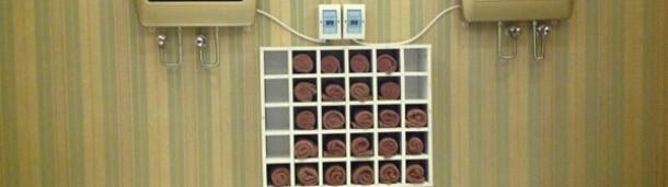 新宝6平台代理:德尔顿磁能热水器斩获惠东热水工程